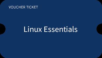 VOUCHER TICKET Linux Essential